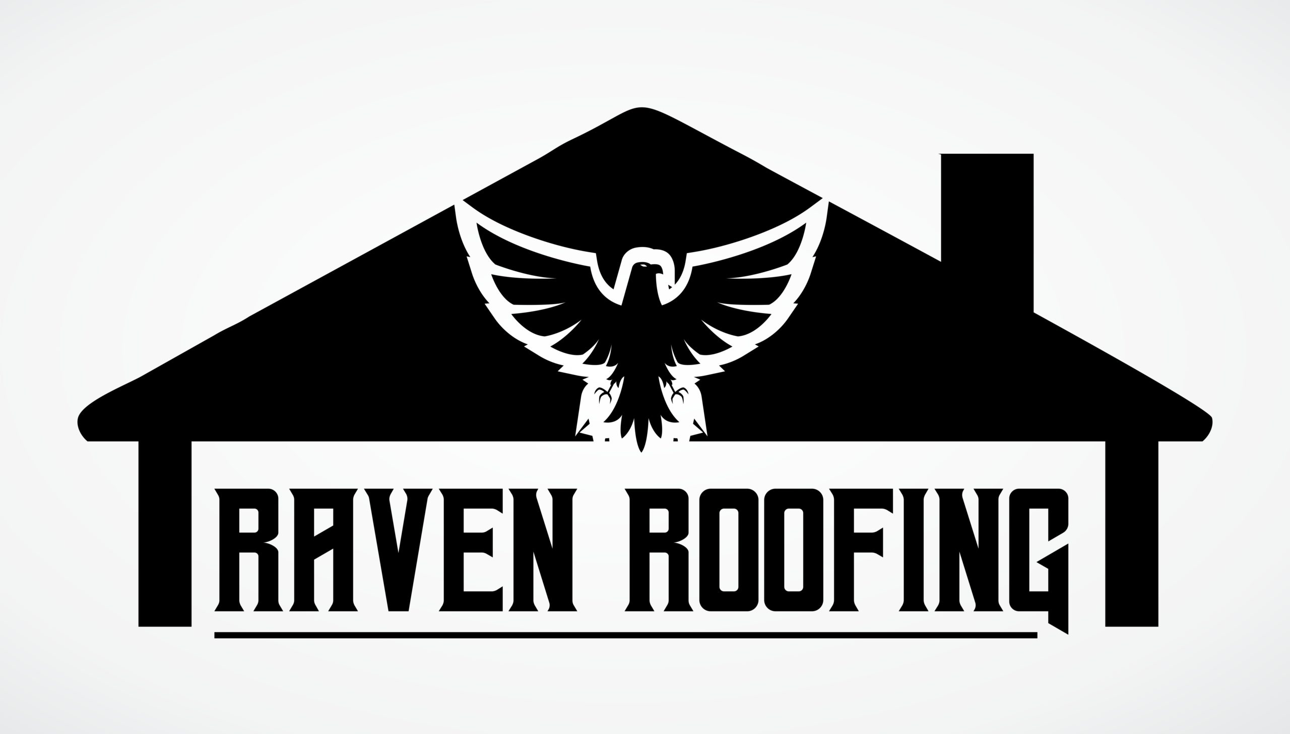 Raven Roofing and Contracting Logo